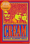 Cream - Royal Albert Hall: 2, 3, 5, 6 May 2005