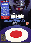 The Who - Tommy and Quadrophenia Live with Special Guests (3 DVD)
