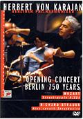 Opening Concert - Berlin 750 Years (2003)
