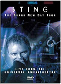 Sting - Brand New Day Tour: Live from Universal Amphitheatre