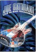 Joe Satriani - Live in San Francisco (2 DVD)