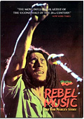 Bob Marley & The Wailers - Rebel Music: The Bob Marley Story