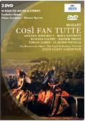 Wolfgang Amadeus Mozart - Cosi' Fan Tutte (2 Dvd) (1992)