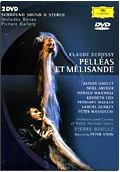 Claude Debussy - Pelleas et Melisande (2 Dvd)