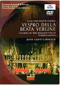 Claudio Monteverdi - Vespro della Beata Vergine (1989)