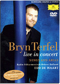 Bryn Terfel - Live in Concert - Song and Arias