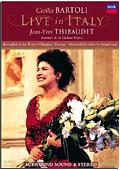 Cecilia Bartoli - Live in Italy (1998)