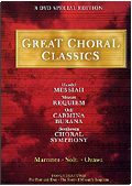 Great Choral Classics (3 Dvd) (2002)