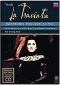 Giuseppe Verdi - La Traviata (Dvd+Cd) (1994)