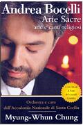 Andrea Bocelli - Arie Sacre (Sacred Arias)