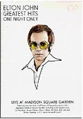 Elton John - Greatest Hits Live 1970/2002