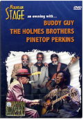 Buddy Guy, Holmes Brothers, Pinetop Perkins - Mountain Stage: An Evening With