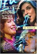 Angela Stehli, Marcia Ball, Sarah Brown - In Concert