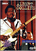 Albert Collins - In Concert