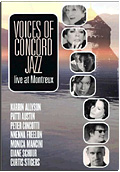 Voices of Concord Jazz - Live at Montreaux