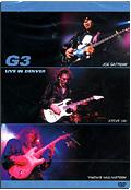 G3 - Live in Denver: Joe Satriani, Steve Vai, Yngwie Malmsteen