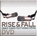 Craig David Featuring Sting - Rise & Fall (DVD Single)