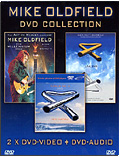 Mike Oldfield - Boxset (2 DVD + 1 DVD Audio)