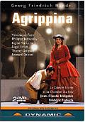 George Frideric Handel - Agrippina (2 DVD)
