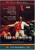 Heinrich August Marschner - Hans Heiling (2 Dvd)