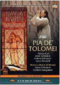 Gaetano Donizetti - Pia de' Tolomei (2 Dvd) (2005)