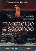 Giacomo Rossini - Maometto Secondo (2 Dvd)