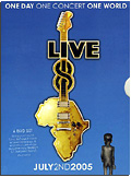 Live 8 - One Day One Concert One World (4 DVD)