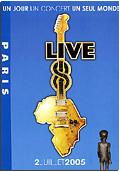 Live 8 - Paris
