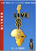 Live 8 - Berlin
