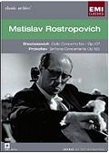 Mstislav Rostropovich - Classic Archive