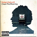 Richard Ashcroft - Check The Meaning (DVD Single)