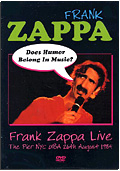 Frank Zappa - Does Humor Belongs in Music?