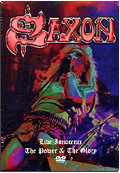 Saxon - Live Innocence & Video Anthology