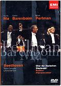Ludwig Van Beethoven - Triplo Concerto + Fantasia Corale