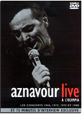 Charles Aznavour - Live a L'Olympia (2 DVD)
