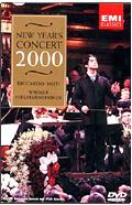 Riccardo Muti, Wiener Philarmoniker - New Year's Concert 2000