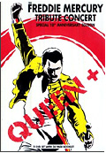 Freddie Mercury Tribute Concert (2 DVD)