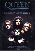 Queen - Greatest Video Hits, Vol. 1 (2 DVD)