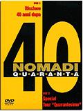 Nomadi - Nomadi 40 (2 DVD)