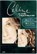 Celine Dion - All The Way… a Decade of Songs and Videos (DVD + CD)