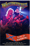 Molly Hatchet - Live in Hamburg (DVD + CD)