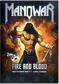 Manowar - Fire and Blood: Hell on Earth Part II & Blood in Brazil (2 DVD)