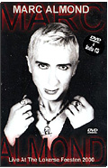 Marc Almond - Live at the Lokerse Feesten (DVD + CD)
