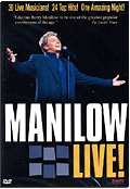 Barry Manilow - Live!