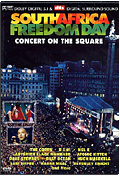 South Africa Freedom Day - Concert on the Square