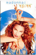 Madonna - The Video Collection 1993-1999