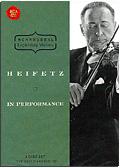 Jascha Heifetz - In Performance (Dvd + Cd) (1971)