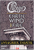 Chicago & Earth Wind and Fire - Live at the Greek Theatre (2 DVD)