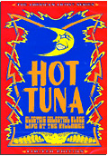 Hot Tuna - Electric Celestial Blues Live (Limited Edition)