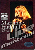 Marianne Faithfull Sings Kurt Weill Live in Montreal